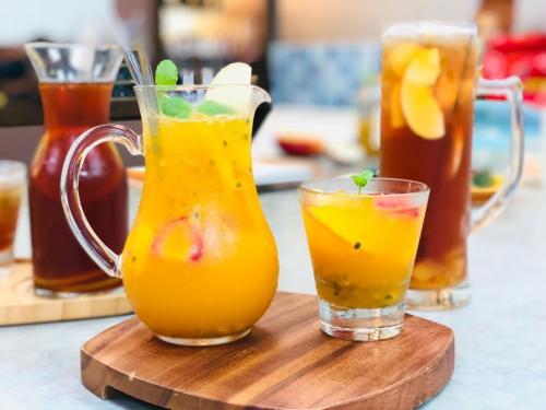 花茶創意飲品專修課程